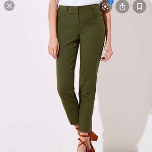 Ann Taylor LOFT Julie Skinny pants, size 12